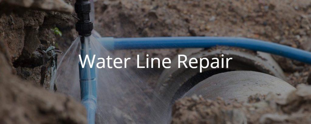 Water Line Repair