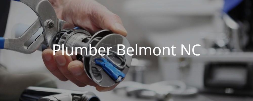 Plumber Belmont NC