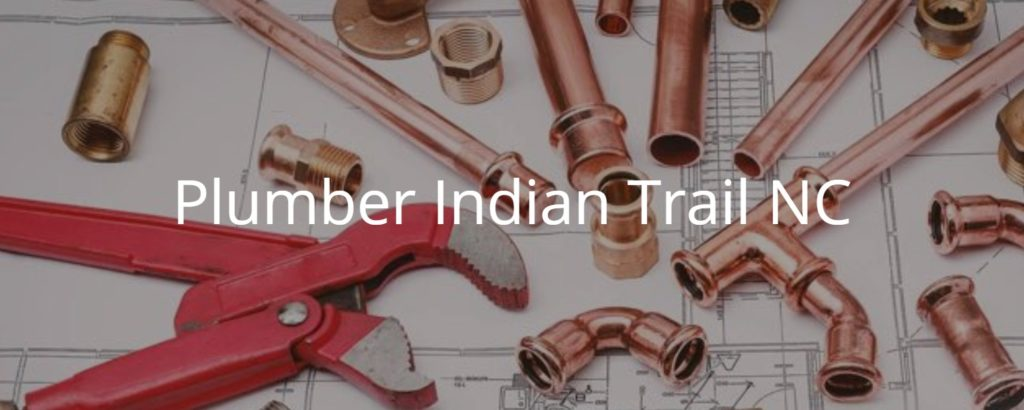 Plumber Indian Trail NC